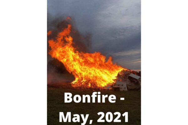 Bonfire1 - May, 2021