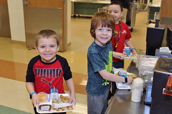 Free meals for VCSC students through Dec. 31, 2020