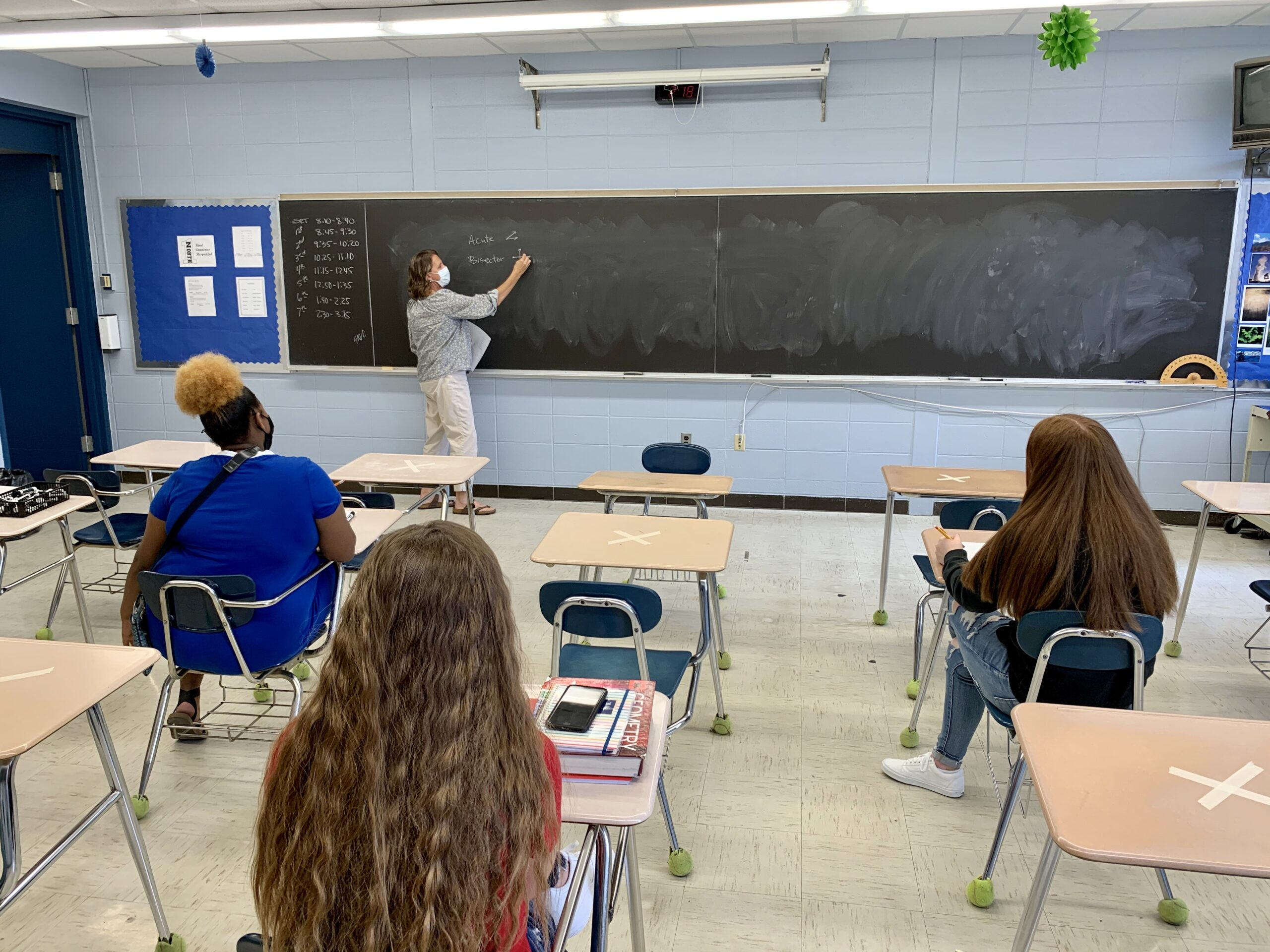 Vigo Schools return to 5-day-per-week schedule Oct. 19
