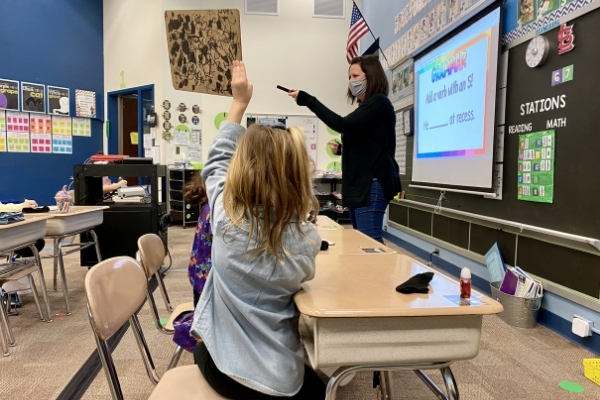 #RedForEd Wednesday: Mrs. Holly Meehan