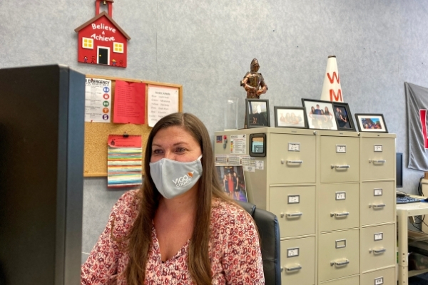 #Staffurday highlight: Mrs. Jennifer Miller