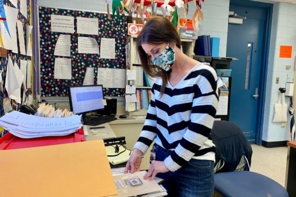 #Staffurday highlight: Mrs. Roxanne McLeod
